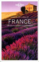 Omslag - Lonely Planet's best of France