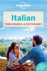 Omslag - Lonely Planet Italian Phrasebook & Dictionary