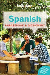 Lonely Planet Spanish Phrasebook & Dictionary av Lonely Planet (Heftet)