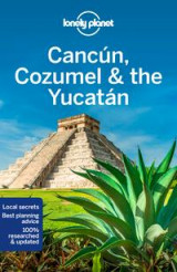 Omslag - Cancun, Cozumel & the Yucatan