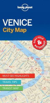 Lonely Planet Venice City Map av Lonely Planet (Kart, uspesifisert)