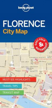 Lonely Planet Florence City Map av Lonely Planet (Kart, uspesifisert)