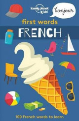 Omslag - Lonely Planet First Words - French