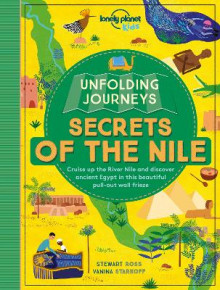 Unfolding Journeys - Secrets of the Nile av Lonely Planet Kids (Heftet)