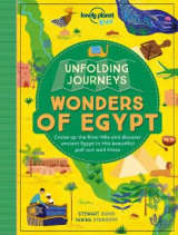 Omslag - Unfolding Journeys - Wonders of Egypt