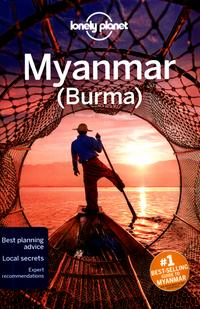 Myanmar (Burma) av Simon Richmond, Adam Karlin, David Eimer, Nick Ray og Regis St. Louis (Heftet)