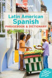 Lonely Planet Latin American Spanish Phrasebook & Dictionary av Lonely Planet (Heftet)