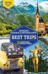 Omslag - Germany, Austria & Switzerland's best trips