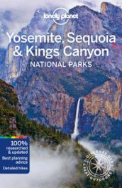 Yosemite, Sequoia & Kings Canyon av Jade Bremner og Michael Grosberg (Heftet)
