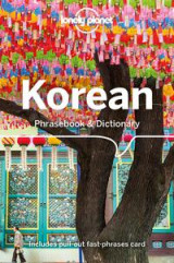 Omslag - Korean phrasebook & dictionary
