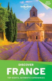 Lonely Planet Discover France av Alexis Averbuck, Oliver Berry, Jean-Bernard Carillet, Kerry Christiani, Catherine Le Nevez, Lonely Planet, Christopher Pitts, Professor of English Daniel Robinson, Regis St Louis og Nicola Williams (Heftet)