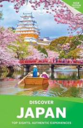 Lonely Planet Discover Japan av Ray Bartlett, Andrew Bender, Lonely Planet, Craig McLachlan, Rebecca Milner, Kate Morgan, Simon Richmond, Tom Spurling, Benedict Walker og Wendy Yanagihara (Heftet)