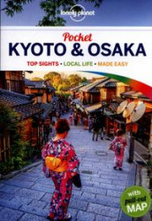 Pocket Kyoto & Osaka av Rebecca Milner og Kate Morgan (Heftet)