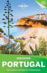 Omslag - Lonely Planet Discover Portugal