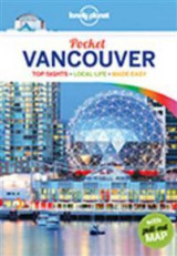 Omslag - Lonely Planet Pocket Vancouver