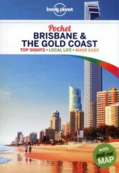 Pocket Brisbane & the Gold Coast av Cristian Bonetto, Paul Harding og Donna Wheeler (Heftet)