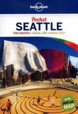 Omslag - Lonely Planet Pocket Seattle