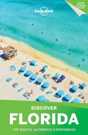 Lonely Planet Discover Florida av Kate Armstrong, Ashley Harrell, Adam Karlin, Lonely Planet og Regis St Louis (Heftet)