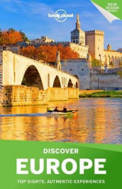 Lonely Planet Discover Europe av Alexis Averbuck, Mark Baker, Oliver Berry, Abigail Blasi, Cristian Bonetto, Kerry Christiani, Fionn Davenport, Peter Dragicevich, Lonely Planet og Simon Richmond (Heftet)