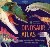 Dinosaur Atlas av Lonely Planet (Innbundet)