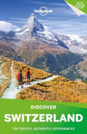 Lonely Planet Discover Switzerland av Kerry Christiani, Gregor Clark, Lonely Planet, Craig McLachlan og Benedict Walker (Heftet)
