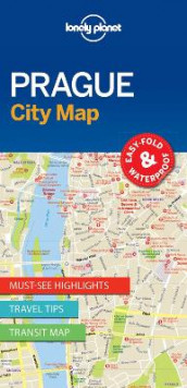 Lonely Planet Prague City Map av Lonely Planet (Kart, uspesifisert)