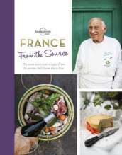 From the Source - France av Lonely Planet Food (Innbundet)
