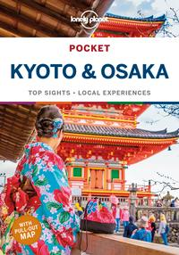 Pocket Kyoto & Osaka av Kate Morgan (Heftet)