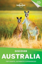 Lonely Planet Discover Australia av Brett Atkinson, Cristian Bonetto, Peter Dragicevich, Anthony Ham, Paul Harding, Trent Holden, Lonely Planet, Kate Morgan, Charles Rawlings-Way og Tamara Sheward (Heftet)