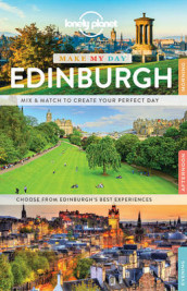 Lonely Planet Make My Day Edinburgh av Lonely Planet (Spiral)