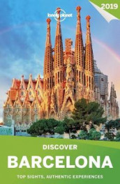 Lonely Planet Discover Barcelona 2019 av Sally Davies, Catherine Le Nevez, Lonely Planet og Andy Symington (Heftet)