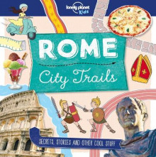 City Trails - Rome av Lonely Planet (Heftet)
