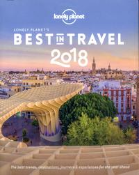 Lonely Planet's best in travel 2018 (Heftet)