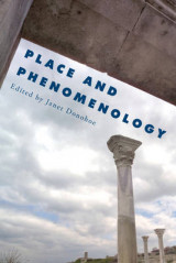 Omslag - Place and Phenomenology
