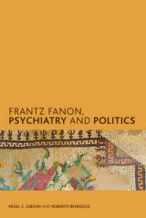 Omslag - Frantz Fanon, Psychiatry and Politics