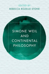 Omslag - Simone Weil and Continental Philosophy