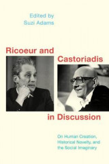 Omslag - Ricoeur and Castoriadis in Discussion