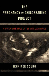 Omslag - The Pregnancy [Does-Not-Equal] Childbearing Project
