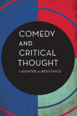 Omslag - Comedy and Critical Thought