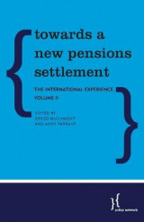 Omslag - Towards a New Pensions Settlement