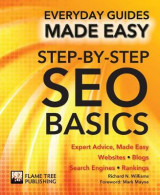 Omslag - Step-by-Step SEO Basics