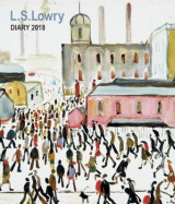 Omslag - L S Lowry Desk Diary 2018
