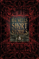 Omslag - H.G. Wells short stories