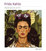 Omslag - Frida Kahlo Masterpieces of Art