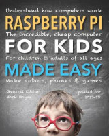 Omslag - Raspberry Pi for Kids (Updated) Made Easy