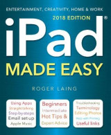 Omslag - iPad Made Easy (2018 Edition)