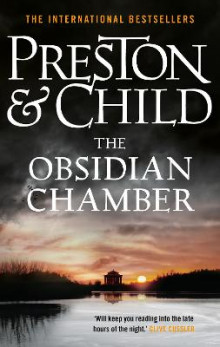 The Obsidian Chamber av Douglas Preston og Lincoln Child (Innbundet)