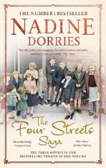The Four Streets Saga av Nadine Dorries (Innbundet)
