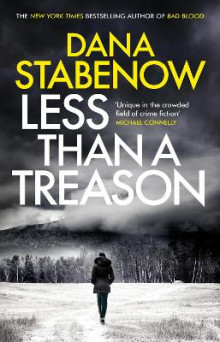 Less Than a Treason av Dana Stabenow (Innbundet)