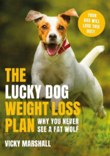 Omslag - The Lucky Dog Weight Loss Plan